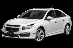 New 2015 Chevrolet Cruze Exterior