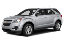 New 2015 Chevrolet Equinox