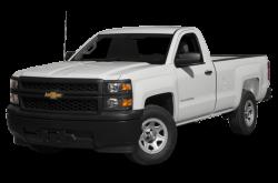 New 2015 Chevrolet Silverado 1500