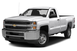 New 2015 Chevrolet Silverado 2500HD