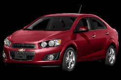 New 2015 Chevrolet Sonic Exterior