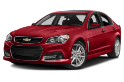 New 2015 Chevrolet SS Exterior
