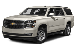 New 2015 Chevrolet Suburban 1500