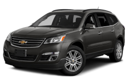 New 2015 Chevrolet Traverse