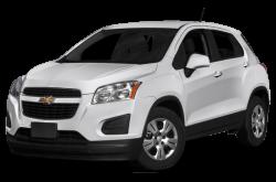 New 2015 Chevrolet Trax