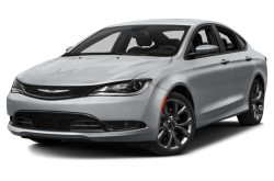 New 2015 Chrysler 200 Exterior
