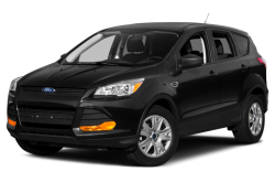 New 2015 Ford Escape Exterior