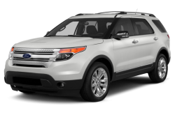 New 2015 Ford Explorer