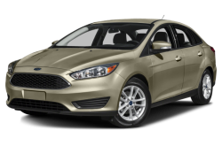 New 2015 Ford Focus Exterior