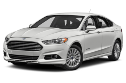New 2015 Ford Fusion Hybrid