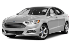 New 2015 Ford Fusion Exterior