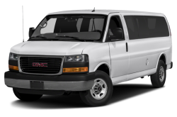 New 2015 GMC Savana 3500