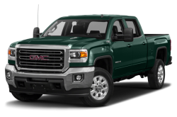 New 2015 GMC Sierra 2500HD