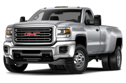 New 2015 GMC Sierra 3500HD
