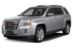 New 2015 GMC Terrain