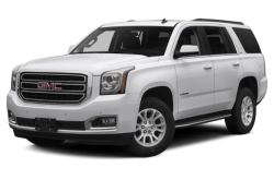 New 2015 GMC Yukon Exterior