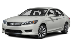 New 2015 Honda Accord Hybrid