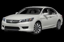 New 2015 Honda Accord Hybrid