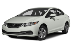 New 2015 Honda Civic Exterior
