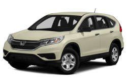 New 2015 Honda CR-V