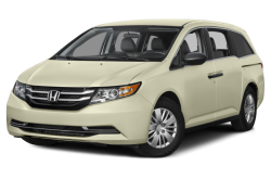 New 2015 Honda Odyssey
