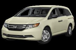 New 2015 Honda Odyssey Exterior