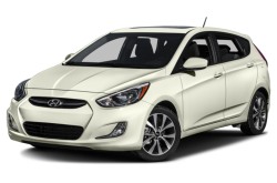 New 2015 Hyundai Accent