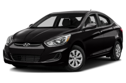 New 2015 Hyundai Accent Exterior