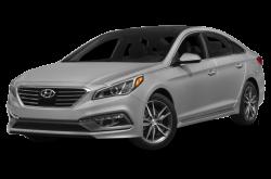 New 2015 Hyundai Sonata Exterior