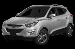 New 2015 Hyundai Tucson