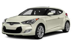 New 2015 Hyundai Veloster Exterior