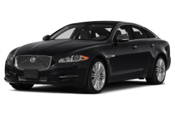 New 2015 Jaguar XJ Exterior