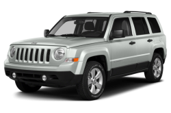 New 2015 Jeep Patriot