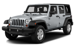 New 2015 Jeep Wrangler Unlimited