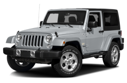 New 2015 Jeep Wrangler