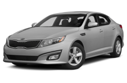 New 2015 Kia Optima Exterior