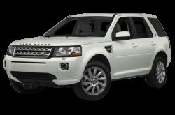 New 2015 Land Rover LR2