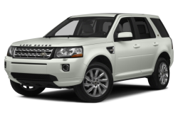 New 2015 Land Rover LR2 Exterior