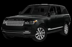 New 2015 Land Rover Range Rover