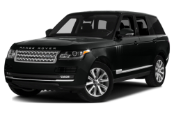 New 2015 Land Rover Range Rover