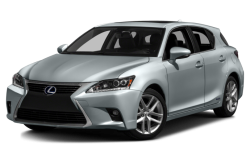 New 2015 Lexus CT 200h