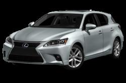 New 2015 Lexus CT 200h