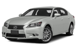 New 2015 Lexus GS 350