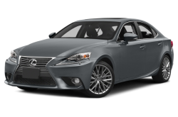 New 2015 Lexus IS 250