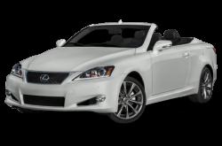 New 2015 Lexus IS 250C