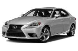 New 2015 Lexus IS 350