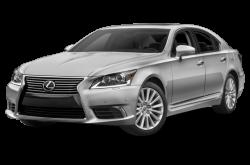 New 2015 Lexus LS 460
