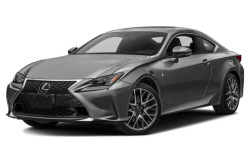 New 2015 Lexus RC 350