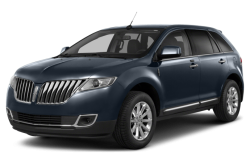 New 2015 Lincoln MKX
