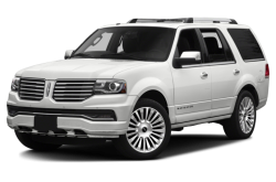 New 2015 Lincoln Navigator